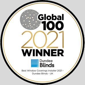 Global 100 winner logo