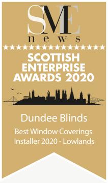 Scottish Enterprise Awards 2020 winner logo